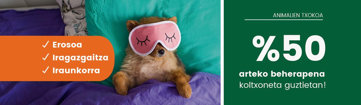 colchonetas perros